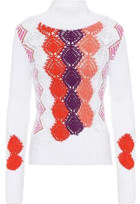 Peter Pilotto Cotton-blend sweater