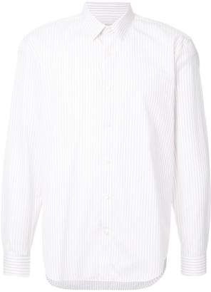 Cerruti striped long sleeve shirt