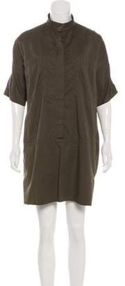 Marni Short Sleeve Mini Dress
