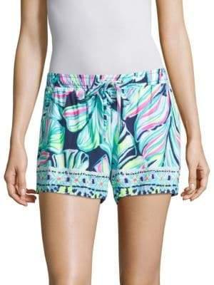 Lilly Pulitzer Katia Floral Shorts