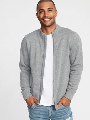 Old Navy Mock-Neck Full-Zip Sweater-Knit Jacket for Men