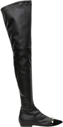 Philosophy di Lorenzo Serafini Cuissard Flat Boots
