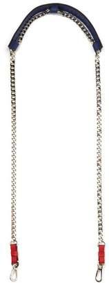 Loewe London Curb Chain Bag Strap - Womens - Red Multi