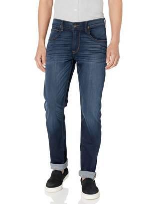 Hudson Jeans Men's Byron 5 Pkt Straight Zip Fly Denim