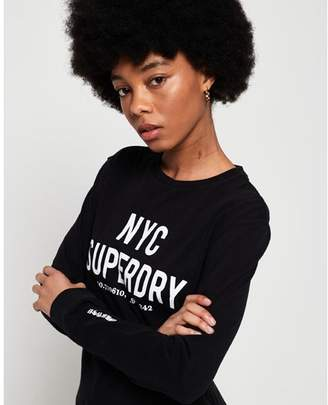 Superdry Aida Long Sleeve Top