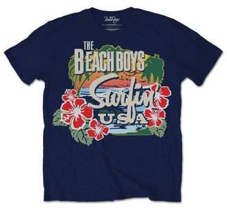 Wilson Tee Shack Beach Boys Surfin' USA Rock Brian Official Tee T-Shirt Mens Unisex