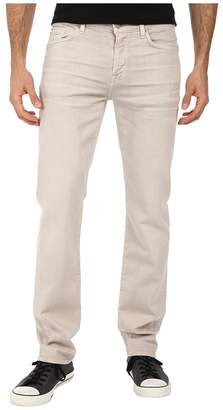 7 For All Mankind Luxe Performance Slimmy Slim Straight in Twill Colors Men's Casual Pants