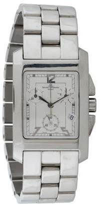 Baume & Mercier Hampton Chronograph Watch
