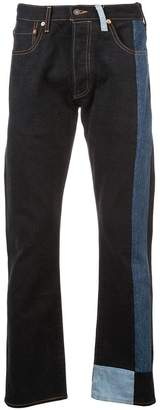 Gosha Rubchinskiy X Levi's Patchwork trousers