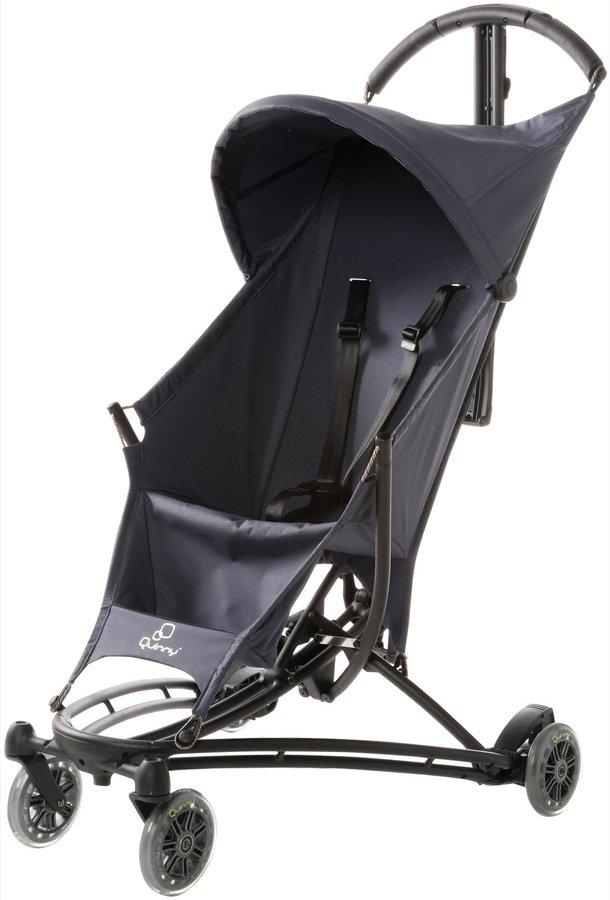 Quinny Yezz Stroller - Blue Track