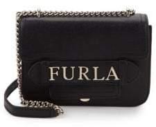 Furla Carol Leather Mini Crossbody Bag