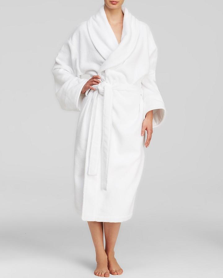 Hudson Park Boxed Robe