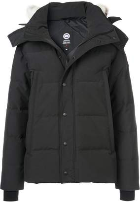 Canada Goose Wyndham parka coat