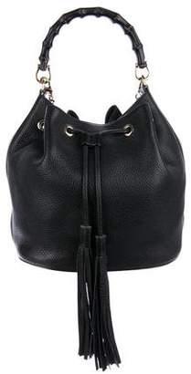 Gucci Lady Tassel Bucket Bag