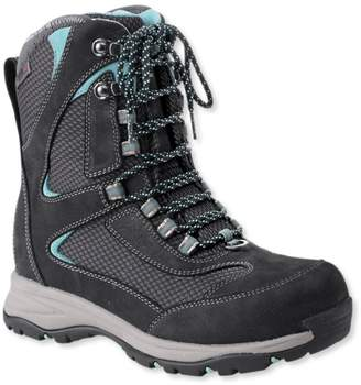 L.L. Bean L.L.Bean Womens Wildcat Boots, Lace-Up