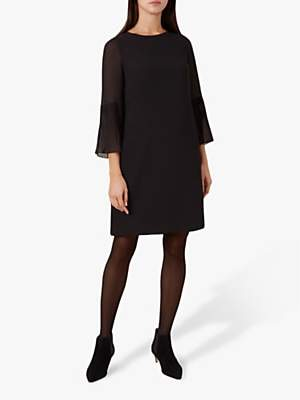 Harriet Tunic Dress, Black
