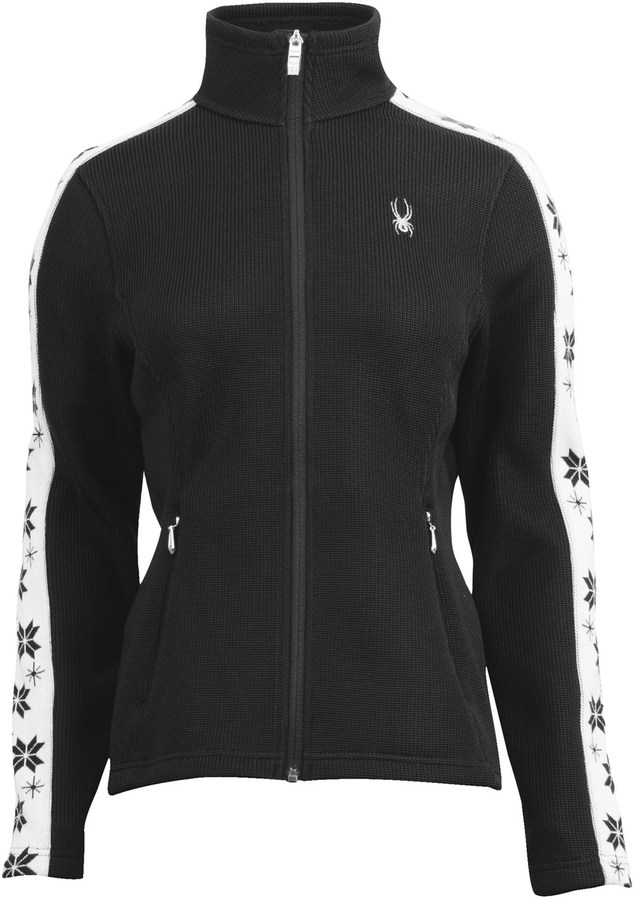 Spyder Snowflake Sweater Jacket (For Women)