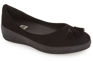 Women's Fitflop(TM) 'Superballerina' Flat $124.95 thestylecure.com