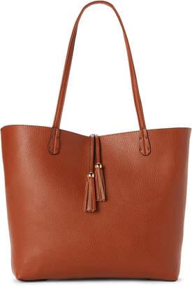 Imoshion Cognac & Berry Reversible Bag-In-Bag Tote