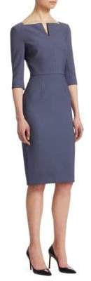 Roland Mouret Etty Sheath Dress