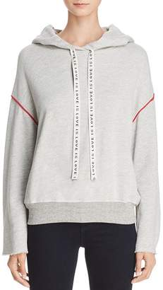 Sundry Piped Hooded Sweatshirt - 100% Exclusive