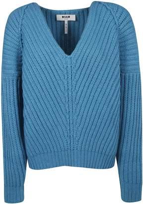 MSGM V-neck Sweater