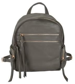 Kooba Tassel Leather Backpack