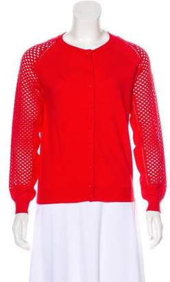 Marc by Marc Jacobs Long Sleeve Knit Cardigan
