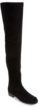 Women's Stuart Weitzman 'Hilo' Thigh High Boot $798 thestylecure.com