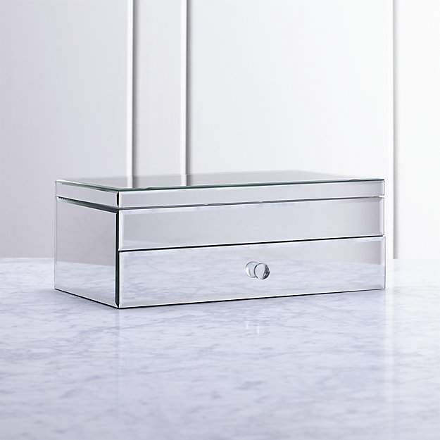Eleanor Large Jewelry Box