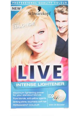 Schwarzkopf LIVE Colour Intense Lightener 00B Max Blonde