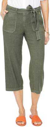 NYDJ Fashion Cargo Capri Pants