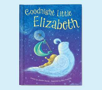 Pottery Barn Kids Good Night Little Me Personalized Book