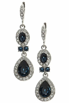 Women's Givenchy Pear Double Drop Earrings $48 thestylecure.com