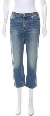 Acne Studios Pop Lit Mid-Rise Jeans