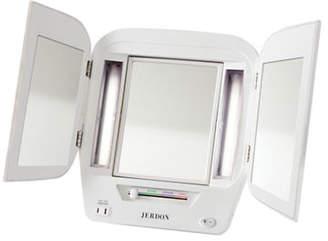 JERDON Trifold Vanity Mirror