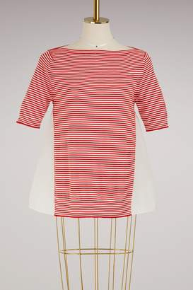 Moncler Knitted T-shirt