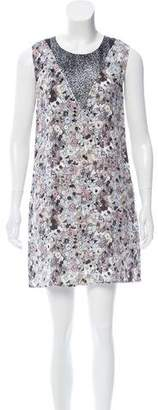 Kenzo Sleeveless Printed Dress