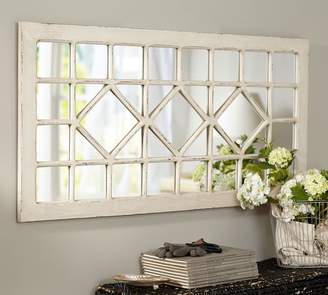 Pottery Barn Trellis Mirror - Rectangle