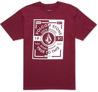 Volcom Men's Abstract T-Shirt