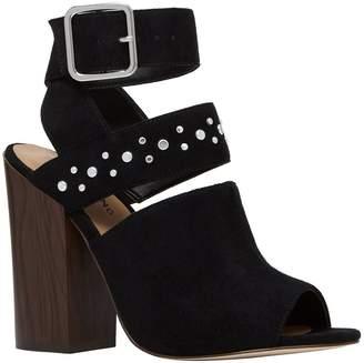 Call it SPRING Sevaesa Strappy Heel Sandal - Black