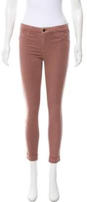 J Brand Anja Mid-Rise Pants