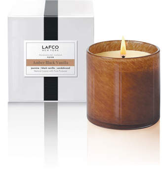 Lafco Inc. Amber Black Vanilla Signature Candle - Foyer
