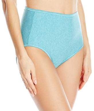 Vanity Fair Women's Illumination Cotton Brief Panty 13316 $3.93 thestylecure.com