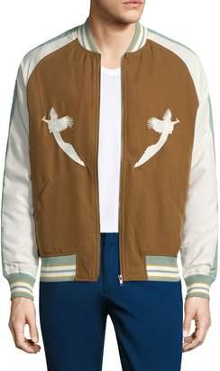 Jachs Men's Souvenir Peacock Jacket