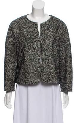 Lafayette 148 Casual Tweed Jacket
