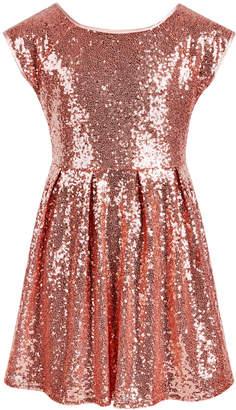 Epic Threads Big Girls Sequined Skater Dress