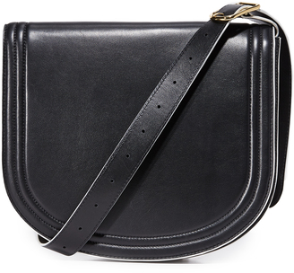 Diane von Furstenberg Saddle Bag $798 thestylecure.com