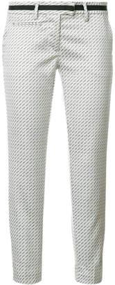 Mason graphic print trousers