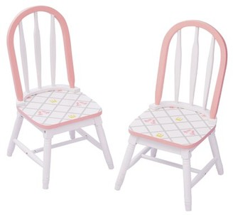 Fantasy Fields - Swan Lake Set of 2 Chairs